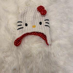 Hello Kitty Beanie/Ski Hat
